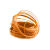 Bobine fil d'aluminium orange (60 m.) - France Fleurs