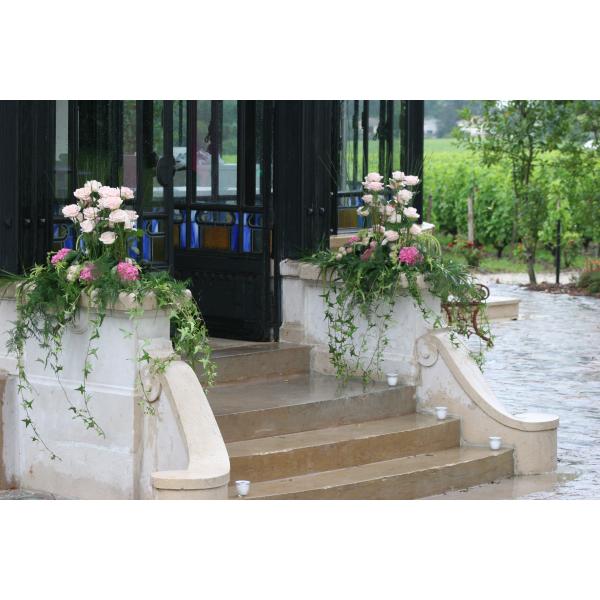 d coration ext rieure mariage fleuriste mariage bordeaux fleurs mariage france fleurs. Black Bedroom Furniture Sets. Home Design Ideas