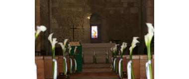 Décoration d'église 74