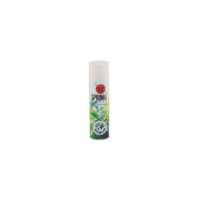 Spray brillant pour plantes