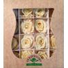 Lot de 16 roses éternelles crème