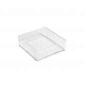 Coupe carrée Plexiglas 20x20 cm