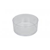 Coupe cylindrique Plexiglas (Diam. 15 cm)