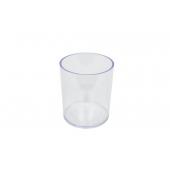 Vase tube Plexiglas 12x14 cm