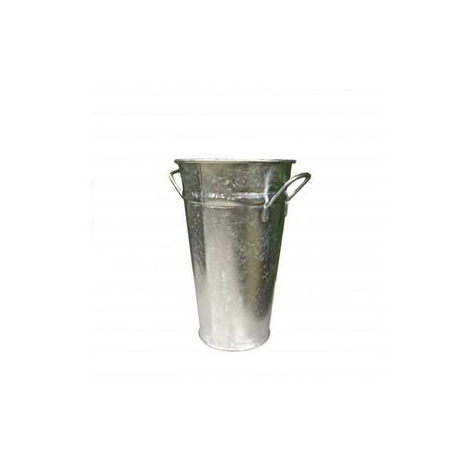 Sceau Zinc 30cm
