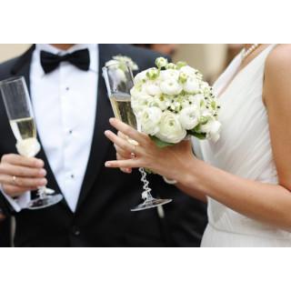 Bouquet de mariée Eclat de Renoncules - France Fleurs