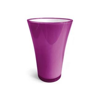 Vase fizzy petit prune