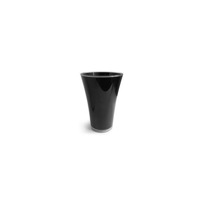 Vase fizzy petit noir