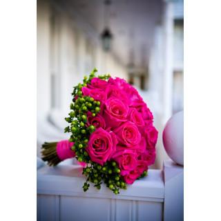 Bouquet de mariée Mademoiselle - France Fleurs