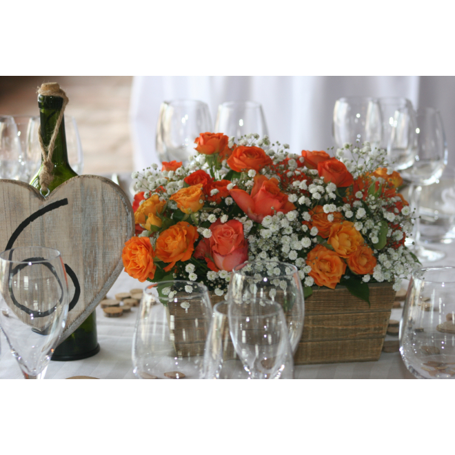 Table - Mariage Smith Haut Lafitte