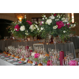 centre de table mariage fleuriste mariage bordeaux france fleurs france fleurs. Black Bedroom Furniture Sets. Home Design Ideas