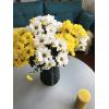 Alvéolé jaune en bouquet