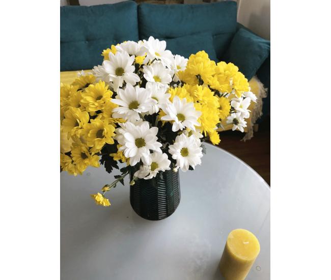 alv ol jaune livraison express d 39 alv ol s france fleurs. Black Bedroom Furniture Sets. Home Design Ideas