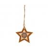 Étoiles à suspendre (10 pièces)