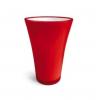 Vase fizzy petit rouge