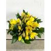 Bouquet de Jonquilles - bouquet fête des mamies - France Fleurs