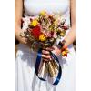 Bouquet de mariée sec Louison