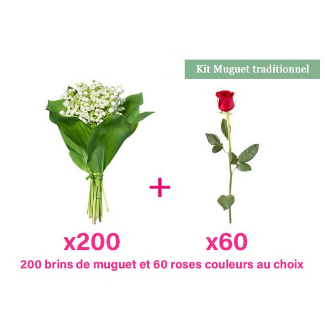 Kit muguet traditionnel