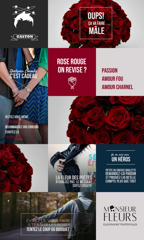 Bouquet pardon par Monsieur Fleurs