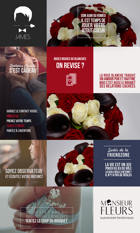 Bouquet Jeu par Monsieur Fleurs